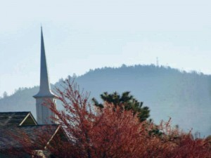 Church Steeple Christian Wallpaper